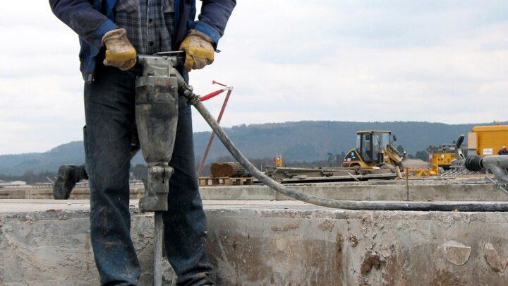 Der Pneumatische Bohrhammer als Arbeitsmaschine