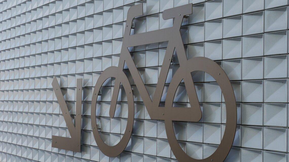 Fahrradgarage schützt das Bike vor Wind und Wetter
