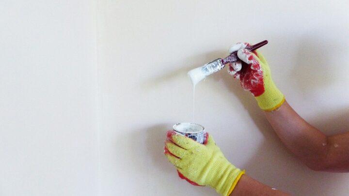 Wände streichen bei Neueinzug - Immer neue Ideen